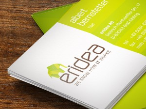 eridea AG Corporate Design