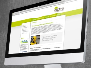eridea AG Website