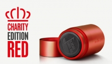 Golfstempel Charity Edition Red