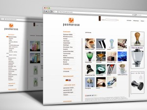 Pasmarose Webshop
