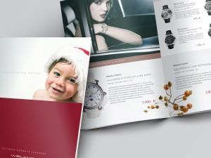 Wieland Juwelier Broschüre
